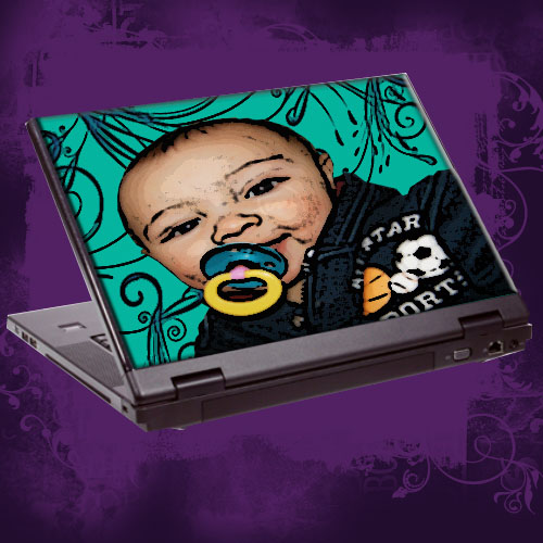 Personalize Laptop Skin