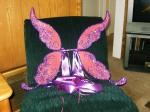 Flower Pixie Wings
