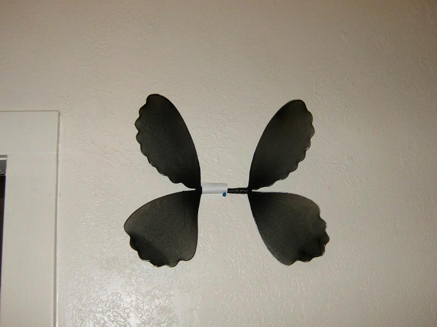 Wings in Progress