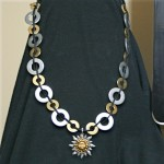 Return of the Sun Yule Necklace - $20