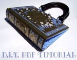 How to Make a Book Handbag PDF - $13.99