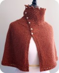 Jasper Wrap Knitting Pattern PDF - $5