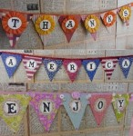 Personalized Pennant Banner E-Pattern - $5.99