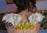 Leather Wings - $130