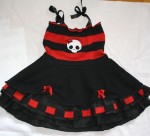 Little Lady Pirate Dress