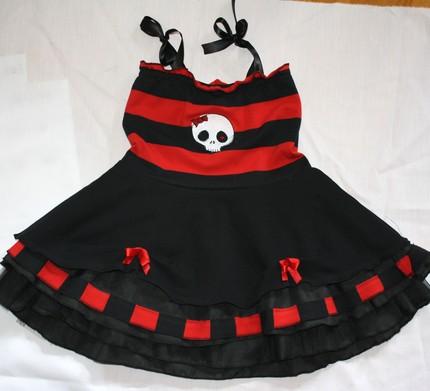 Little Lady Pirate Dress