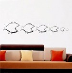 It's a Fish Eat Fish World Decal - $34.50