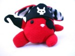 Pirate Bunny Plushie