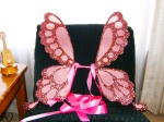 A great custom order alteration to the Bubblegum Fairy Wings. Thanks again!