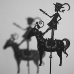 Pippi Longstocking Shadow Puppet - $20