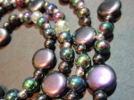 Mardi Gras Necklace - $23