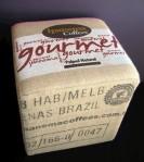 Ipanema Gourmet Coffee Sack Ottoman - $170