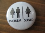 Problem Solved Pin - $1