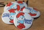 Smurf That Button - $1