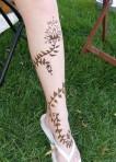 Lotus Leg