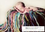 All Fringe Newborn Baby Blanket Photo Prop - $75 (Kanab, Utah)