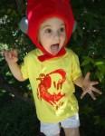 Gingerbread Fox Toddler T-Shirt - $14.99 (Salt Lake City, Utah)