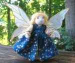 Tiny Pixie Princess Doll - $40