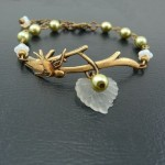 Nature Inspired Bird Branch Bracelet - $22.50