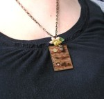 Woodland Animals Pendant Necklace - $19.95 (Layton, Utah)