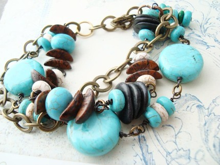 Native Legend Turquoise Bracelet - $22 (Southwest, Utah)