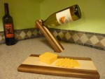 Floating Wine Bottle Holder Plans http://barbedlotus.wordpress.com/category/finds/page/2/