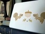 Ode to Nuts Postcard Pack - $5 (Salt Lake City, Utah)