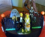 Zombie Wedding Cake Topper - $50