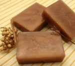 Spiced Mahogany Soap - $4.25