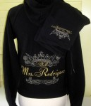 Just Married Bridal Hoodie and Pants - $84.95