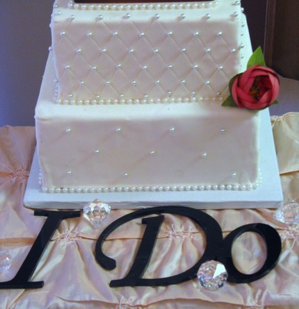 I Do Cake Table Letters - $19.99