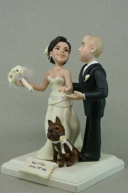 Custom Lookalike Cake Topper - $450