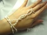 Freshwater Pearl Wedding Bracelet - $14.99