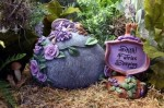 Sleeping Fairy Garden Rock - $49.99