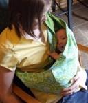 Custom Baby Sling - $21.50 (Mapleton, Utah)
