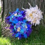 Upcycled Flower Bouquet - $158