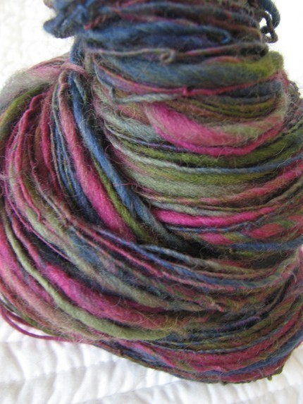 Jewel Fairy Handspun Yarn - $7