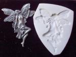 Fairy Polymer Clay Mold - $4