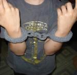Soft Handcuffs - $12