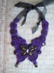 Bohemian Butterfly Necklace - $32.50