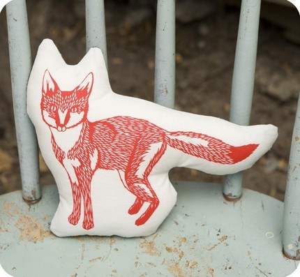 Fox Stuffie - $10