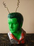 The Martian King Bust - $80