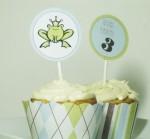 Frog Prince Cupcake Kit Printable - $5
