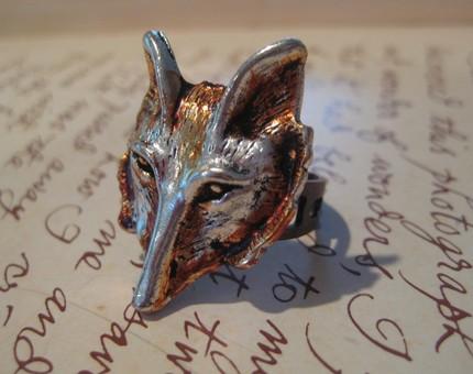 Lupine Ring - $9.98