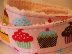 Cupcake Camera Strap - $27
