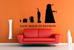 Dr Who - Dalek March of Progress